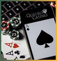 Quatro Casino Blackjack No Deposit Bonus  mgamecs.com